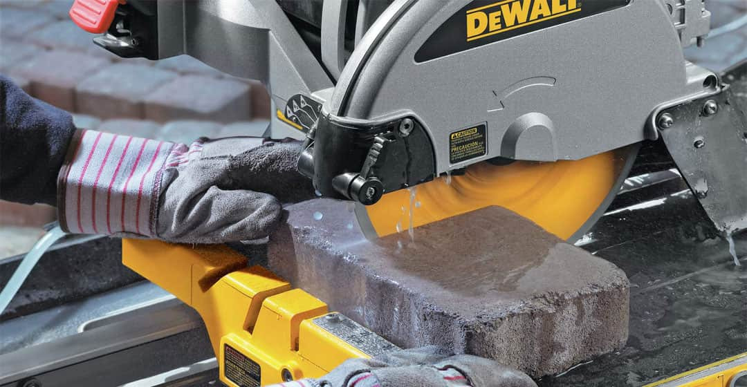 Feature image of best tile saw