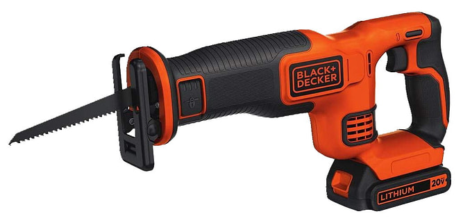 BLACK+DECKER BDCR20C Reciprocating Saw