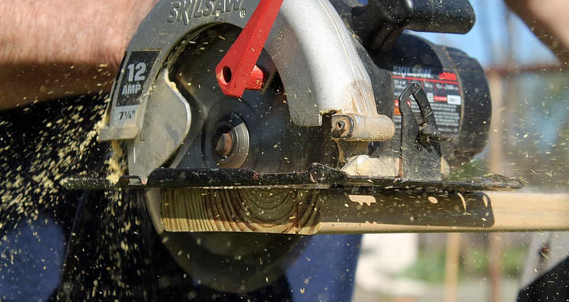 types of table saw cut